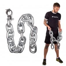 Grandinė svorių kėlimui inSPORTline Chainbos 25kg