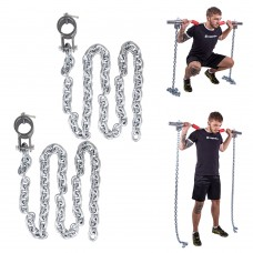 Grandinė svorių kėlimui inSPORTline Chainbos 2x10kg