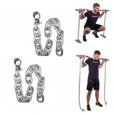 Grandinė svorių kėlimui inSPORTline Chainbos 2x30kg