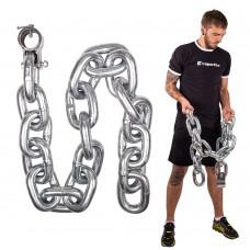 Grandinė svorių kėlimui inSPORTline Chainbos 30kg