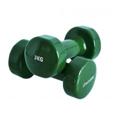 Hanteliai InSPORTline 2x3 kg