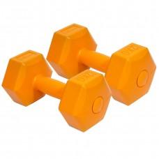 Hantelių Rinkinys EB Fit  2 x 2kg 1027029