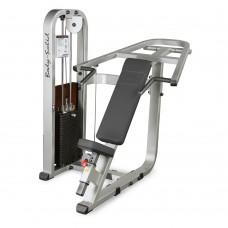 Jėgos treniruoklis krūtinės ir rankų raumenims Press Body-Solid SIP-1400G/2
