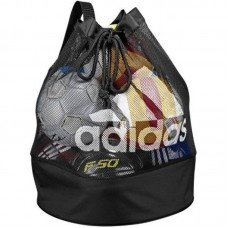 Kamuolių krepšys adidas FB Ballnet