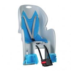Kėdutė vaikiška AMICO ant rėmo reguliuojama pilka/mėlyna