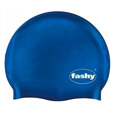 Kepuraitė plaukimo Fashy  Sport silikoninė 3040 54 navy