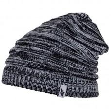Kepurė 4f W H4Z17-CAD004 juoda/balta