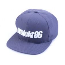 Kepurė Prijekt86 mėlyna