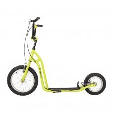 Kick Scooter inSPORTline Milester - Green