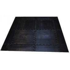 Kilimėlis treniruokliui inSPORTline juodas 1.2 mm