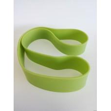 Kilpa-juosta 28 cm diametro, žalia 3 lygio