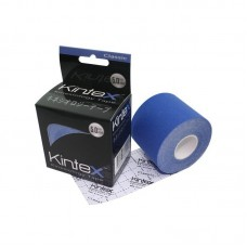 Kineziologinis teipas Kintex Classic 5cmx5m, Mėlynas