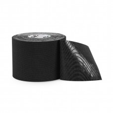Kineziologinis teipas Select K-Tape, juodas 5 cm X 5 m