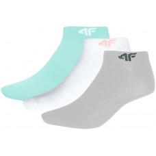 Kojinės 4F SOD00119, spalvotos