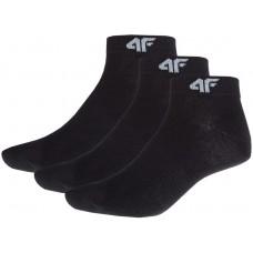 Kojinės 4F SOM00119, juodos