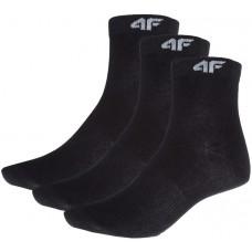 Kojinės 4F SOM00219, juodos