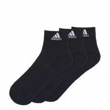 Kojinės adidas 3 Stripes Performance Ankle Half Cushioned (3 por.)