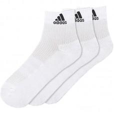 Kojinės adidas 3 Stripes Performance Ankle Half Cushioned AA2285 3 poros