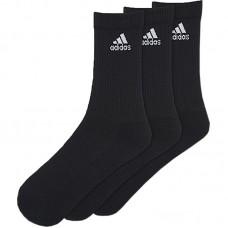 Kojinės adidas 3 Stripes Performance Crew AA2298 3 poros