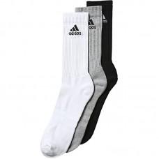 Kojinės adidas 3 Stripes Performance Crew AA2299 3 poros