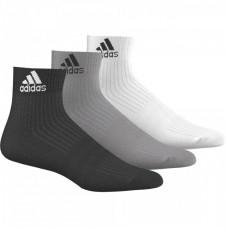Kojinės adidas 3S Per AN HC (3 por.)