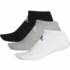 Kojinės adidas Cushioned Low 3PP DZ9383