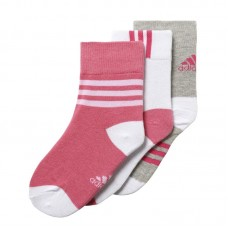 Kojinės adidas Little Kids Ankle Socks Kids CD2980 3 poros
