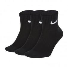 Kojinės Nike Everyday Lightweight Ankle 3 por M SX7677-010