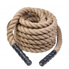 Kovos virvė inSPORTline WaveRope Base 5x1,500cm