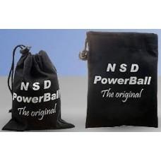 Krepšelis rankų treniruokliui NSD PowerBall