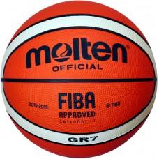 Krepšinio kamuolys MOLTEN BGR 7 dydis