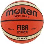 Krepšinio kamuolys Molten GR6-OI