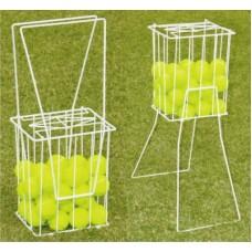 Krepšys lauko teniso kamuoliukams PICK-UP 50vnt ba