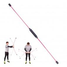 Lanksti lazda balansavimui inSPORTline Flex Bar Strong
