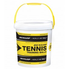 Lauko teniso kamuoliukai Dunlop TRAINING 60-bucket