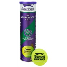 Lauko teniso kamuoliukai Slazenger Wimbledon, 4 vnt
