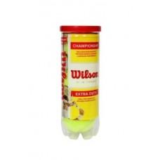 Lauko teniso kamuoliukai WILSON CHAMP EXTRA DUTY WRT100101