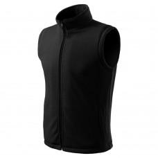 Liemenė ADLER Fleece Vest Unisex Black