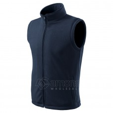 Liemenė ADLER Fleece Vest Unisex Navy Blue