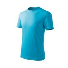 Marškinėliai ADLER Basic Blue Atol, vaikiški