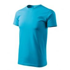 Marškinėliai ADLER Basic Blue Atol, vyriški
