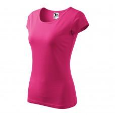 Marškinėliai ADLER Pure Magenta, moteriški
