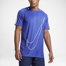 Marškinėliai NIKE DRY ACADEMY 17 TOP Mėlyni