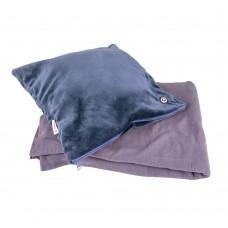 Masažinė pagalvė ir antklodė Trawel