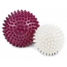 Masažiniai kamuoliukai 7,5cm ir 9cm, 2vnt pearl/bo