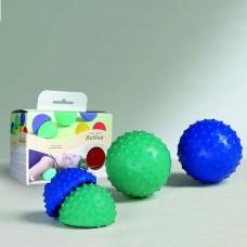 Masažinis kamuoliukas Original Pezzi® Activa Medium 13-16cm