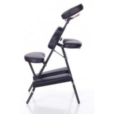 Masažo kėdė RESTPRO® RELAX Black - sulankstoma