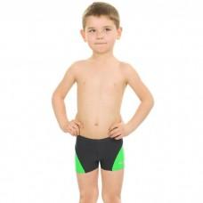 Maudymosi glaudės Willy JR 128-140 kids grey/green