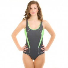Maudymosi kostiumėlis Aqua-Speed KATE pilka/žalia