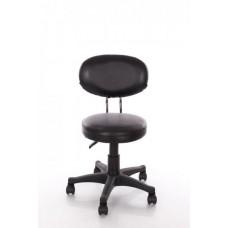 Meistro kėdė RESTPRO® Round 3, juoda